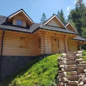 Dom drewniany - czas i koszt budowy