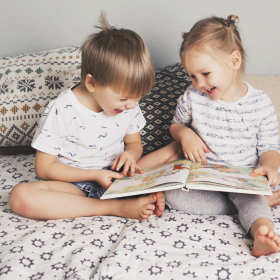 Dlaczego warto czytać książki dziecku?