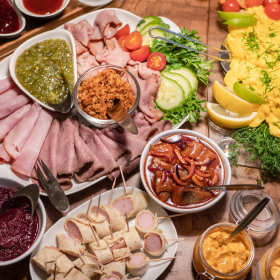 Uwielbiany szwedzki bufet