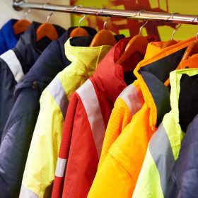 Serwis odzieży roboczej i ochronnej