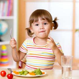 Zasady zdrowego żywienia dzieci