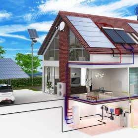 Domy energooszczędne a domy pasywne. Czym się różnią?