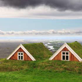 Etapy powstawania zielonego dachu