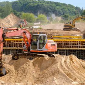 Niezbędne na każdej budowie – maszyny budowlane