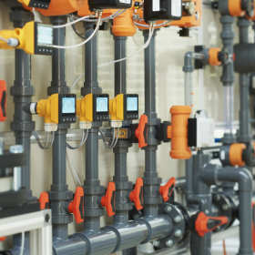Systemy rurociągowe z tworzyw sztucznych