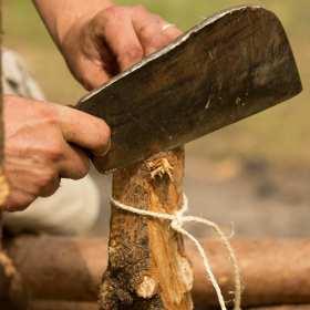 Dobry harcerz poradzi sobie wszędzie, zwłaszcza jeśli ma świetny harcerski sprzęt