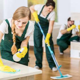 Dobra firma sprzątająca – jak ją znaleźć?