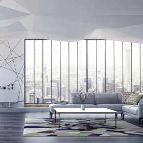 Postaw na wnętrza w stylu nowoczesnym, pasują tu stoliki ze szkła!