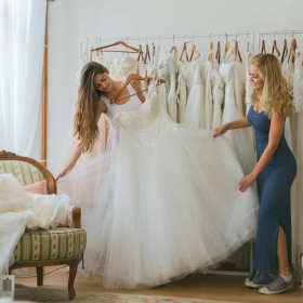 Idealna suknia ślubna – spełnienie marzeń każdej panny młodej