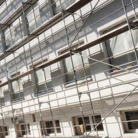 Zasady używania rusztowania na budowie