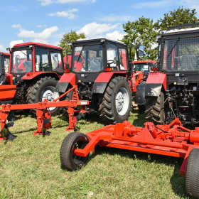 Części do maszyn rolniczych – miniporadnik