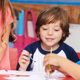W jaki sposób przygotować dziecko do pierwszej wizyty w przedszkolu