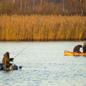 Wędkarstwo – sposób na relaks i kontakt z naturą