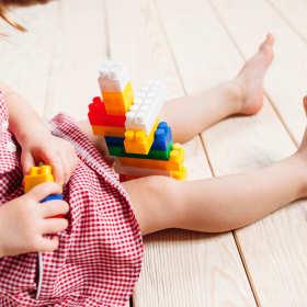 Rozwój dziecka świetnie wspomagają zabawki kreatywne