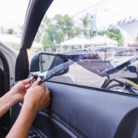 Przyciemnianie szyb znacznie poprawi komfort jazdy