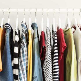 Skomponuj idealną garderobę, znajdź coś w odzieży używanej!