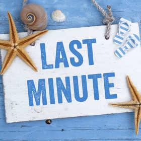 Wakacje last minute – dla oszczędnych, spóźnialskich i żądnych przygód