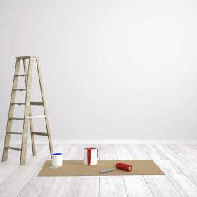 Planujesz remont mieszkania? Podpowiadamy, jakie farby wybrać!