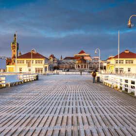 Dlaczego warto wybrać się do Sopotu? Nie tylko latem!