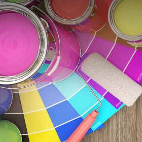 Łatwe malowanie ścian. Porady