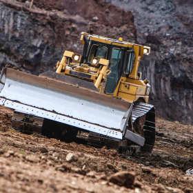 Maszyny budowlane dla profesjonalistów – spycharki i ładowarki