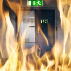 Drzwi do zadań specjalnych – przeciwpożarowe, antywłamaniowe i techniczne