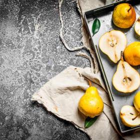 7 powodów, dlaczego gruszka jest zdrowa