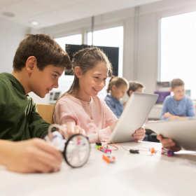 Robotyka – idealna tematyka zajęć dla dzieci