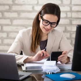 Usługi rachunkowe – podatki, rozliczenia, księgowość