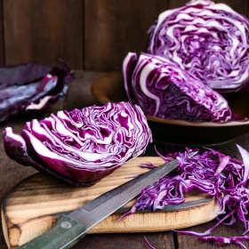 Dlaczego warto częściej jeść kapustę czerwoną?