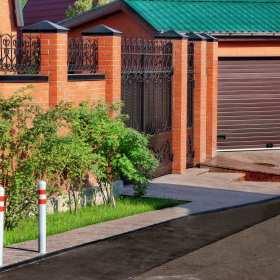 Nowoczesne ogrodzenia z systemami automatyki bramowej