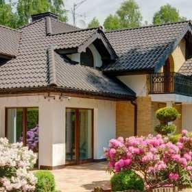 Łupek dachowy: niepowtarzalne pokrycie dachu