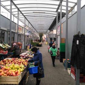 Nowoczesne targowisko – tanie i szybkie zakupy