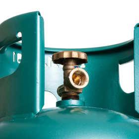 Zastosowanie butli gazowych