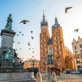 Odkryj piękno Krakowa