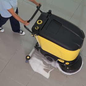 Usługi sprzątania biur i obiektów użytku publicznego