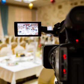 Najpiękniejsze chwile wesela na wideo