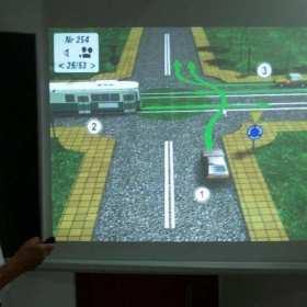 Nauka jazdy w innowacyjnym systemie SPS