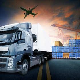 Usługi transportowe w logistyce
