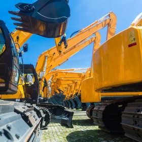 Specjalistyczne maszyny budowlane z wypożyczalni