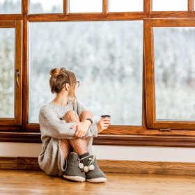 Idealne dopasowanie stolarki okiennej i drzwiowej