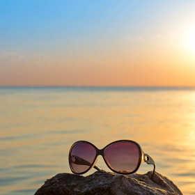 Idealne dopasowanie okularów przeciwsłonecznych