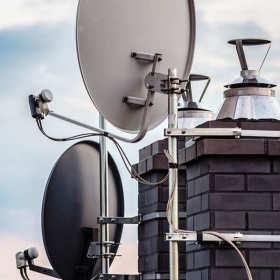 Montaż i serwis anten satelitarnych