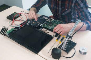 Czy naprawa zepsutych urządzeń elektronicznych jest skuteczna?