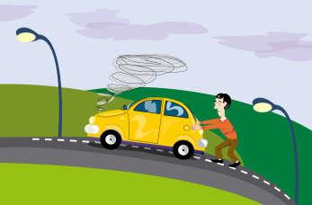 Problemy z pojazdem, czyli niezbędna pomoc drogowa