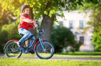 Pierwszy rower. Jaki rower dla dziecka będzie odpowiedni?