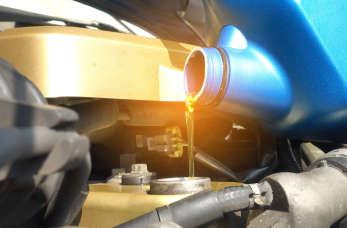 Profesjonalna wymiana oleju i filtrów oleju