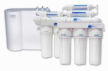 Demineralizacja i dezynfekcja wody