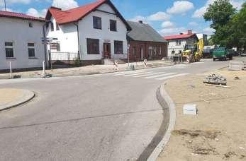 Dokumentacja projektowa w przypadku przebudowy drogi powiatowej