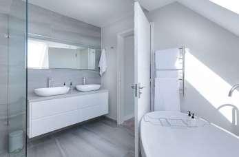 Jak zaprojektować modną łazienkę?